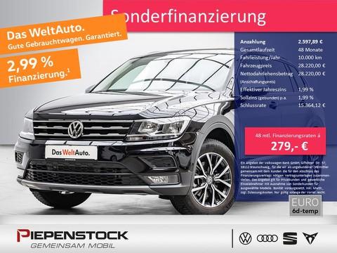Volkswagen Tiguan 1.5 TSI Allspace Comfortline