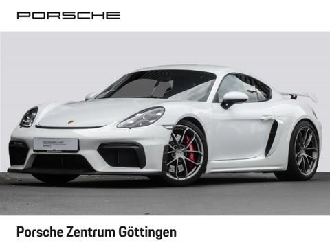 Porsche Cayman 718 GT4 Hauptscheinwerfer Sport Chrono Paket