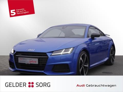 Audi TT 2.0 TFSI quattro S-Line competition