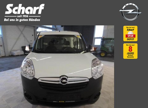 Opel Combo D 30 Jahre Edition L1