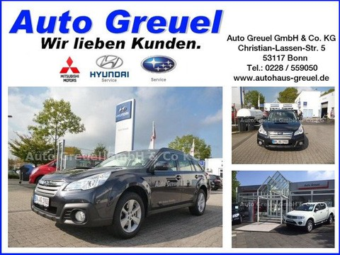 Subaru OUTBACK 2.0 D Lineartronic Trend 1800 kg Anhängelast