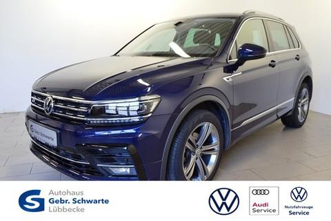 Volkswagen Tiguan 1.4 TSI Highline R-Line-Exterieur