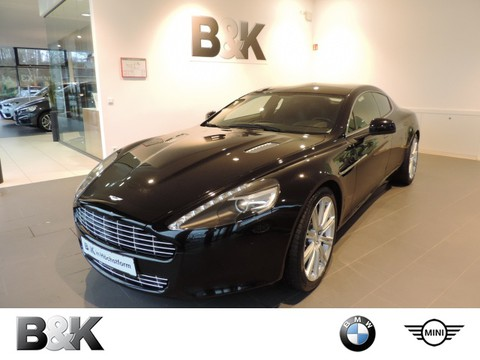 Aston Martin Rapide V12 Fond Entertainm Bang u Olufsen