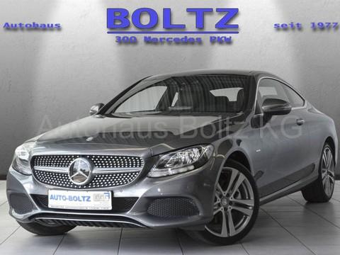 Mercedes-Benz C 300 Edition 1 Parkass