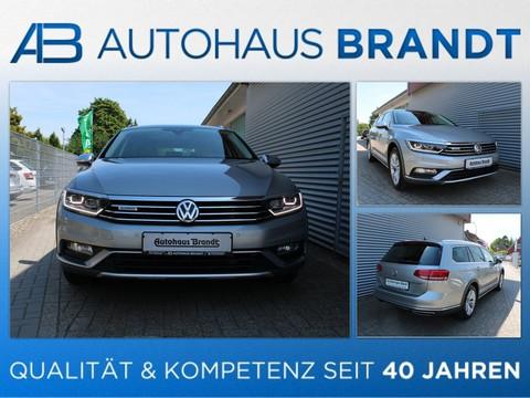 Volkswagen Passat Alltrack App