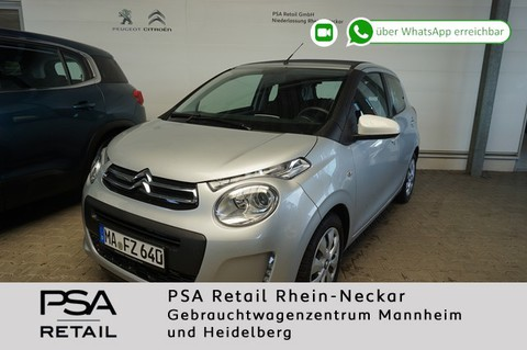 Citroën C1 Airscape Feel VTi72