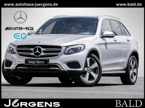 Mercedes-Benz GLC 250 Spur 19