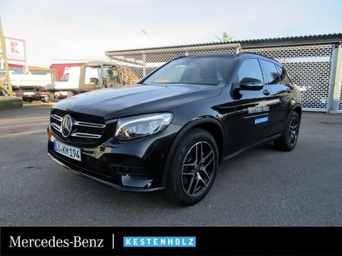 Mercedes GLC 300 AMG Lin