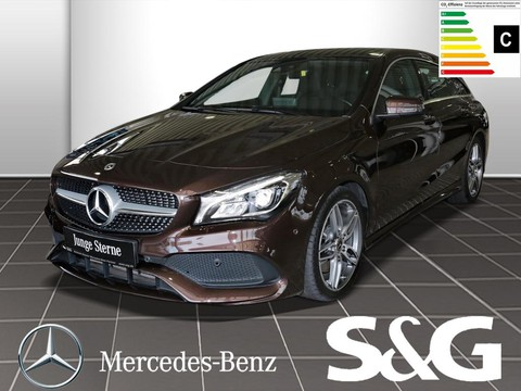 Mercedes-Benz CLA 250 Shooting Brake AMG-Line Pa