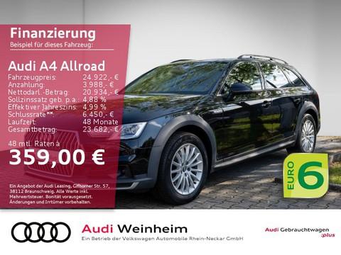 Audi A4 Allroad 2.0 TDI qu Automatik
