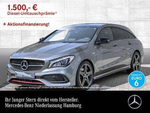 Mercedes CLA 250 SB AMG Line