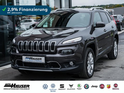 Jeep Cherokee 2.2 MultiJet Limited AT9