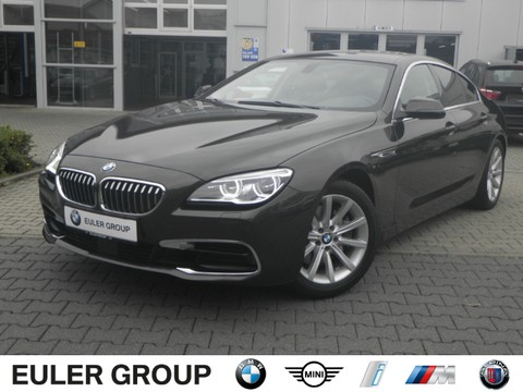 BMW 640 Gran Coupe d A