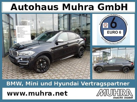 BMW X6 M50 dAx