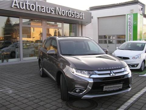Mitsubishi Outlander 2.2 DI-D TOP (schwarz)