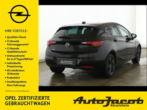 Opel Astra 1.4 K T 2020 Sitze
