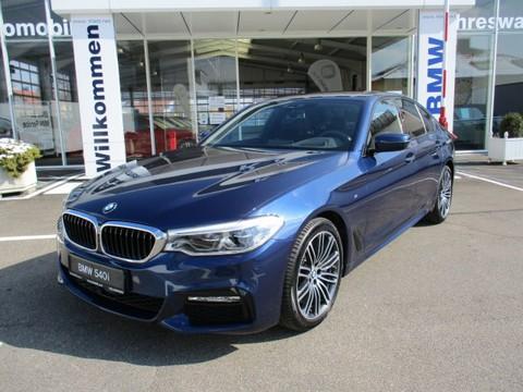 BMW 540 i xDrive M Sport Belüftete