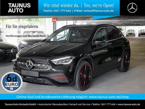 Mercedes-Benz GLA 250 Edition 1 MBUX