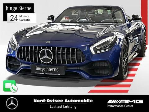 Mercedes-Benz AMG GT C Roadster Burmester