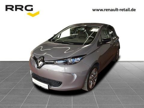 Renault ZOE INTENS AUTOMATIK zzgl BATTERIEMIETE Lederp