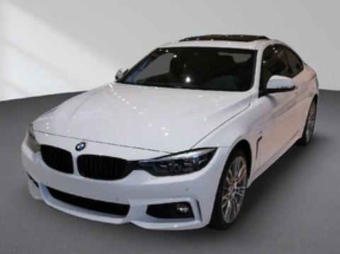 BMW 435 d xDrive Coupé M-Sport Innovation Business