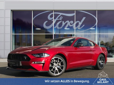 Ford Mustang 2.3 EcoBoost Fastback #Magne-Ride #