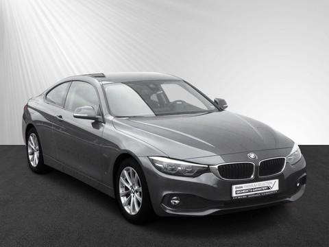 BMW 420 d Coupe Advantage HiFi