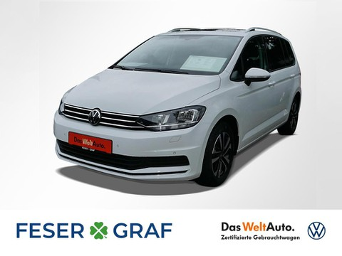 Volkswagen Touran 2.0 TDI CL United A