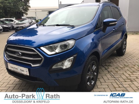 Ford EcoSport Cool & Connect 1 l h