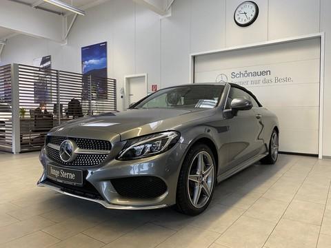 Mercedes-Benz C 250 d AMG SITZKLIMA °