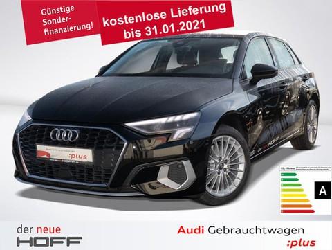 Audi A3 Sportback advanced 35 TFSI hinten Sma