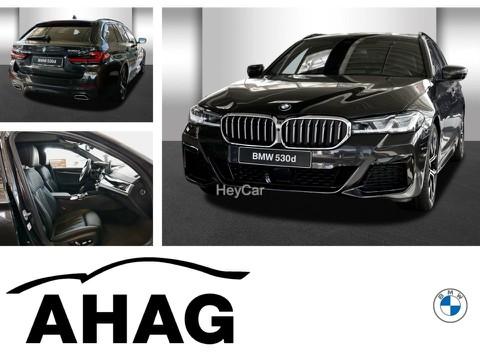 BMW 530 7.0 d xDrive M Sportpaket UPE 950 - Euro