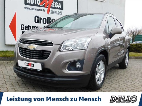 Chevrolet Trax 1.4 Turbo STS-Anlage