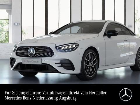 Mercedes-Benz E 200 Coupé AMG Night Fahrass