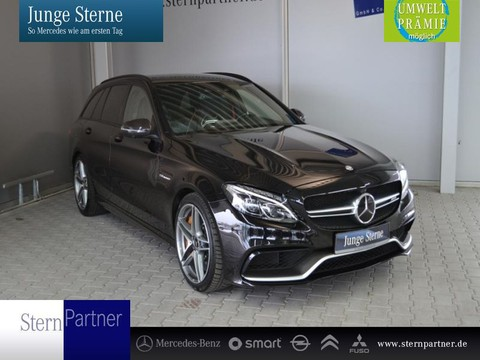 Mercedes C 63 AMG S T AMG Drivers Pac