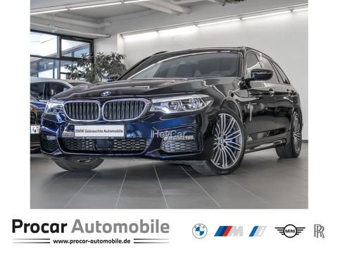 BMW 540 i xDrive M KomfSz h k