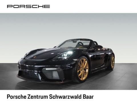 Porsche 718 Spyder Vollschalensitze 20-Zoll
