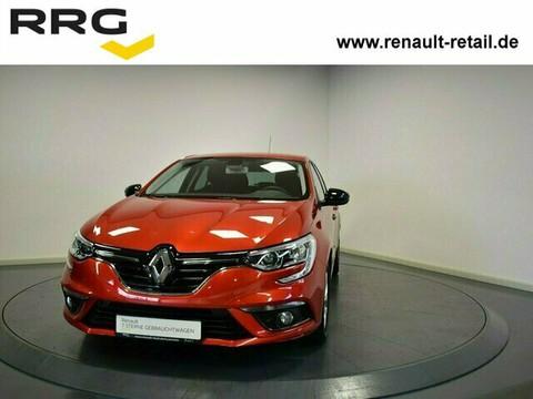 Renault Megane 1.3 IV Lim 5-trg TCe 140 Limited Rückfa