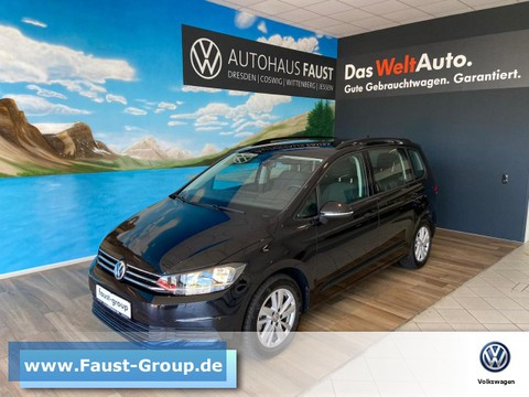 Volkswagen Touran Comfortline UPE37000