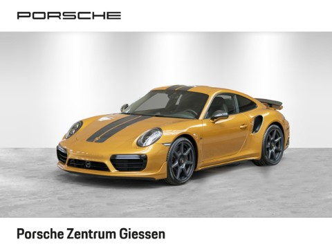 Porsche 991 (911) Turbo S Coupe Exclusive Series