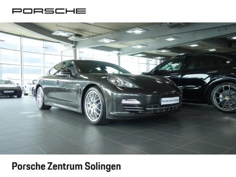 Porsche Panamera Diesel Platinum Edit