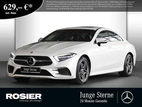 Mercedes-Benz CLS 400 d AMG Line