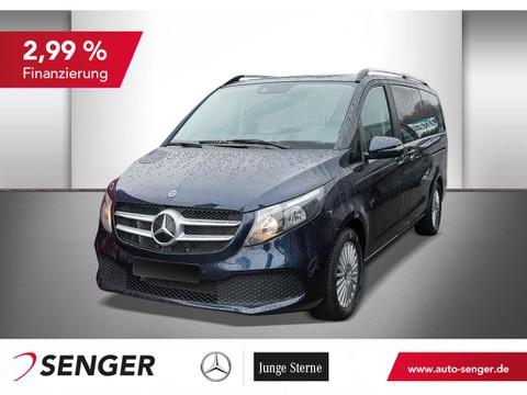 Mercedes-Benz V 220 d Edition lang 2xKlima Easy-Pack
