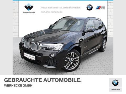 BMW X3 xDrive35d M Sportpaket HK HiFi