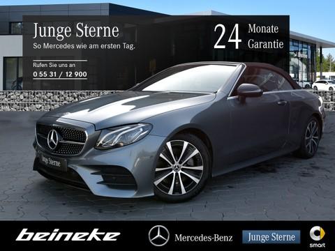 Mercedes-Benz E 200 Cabrio AMG Night Parktronik