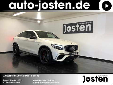 Mercedes-Benz GLC 63 AMG S Coupe PerfAbgas DriversP JS 06 22