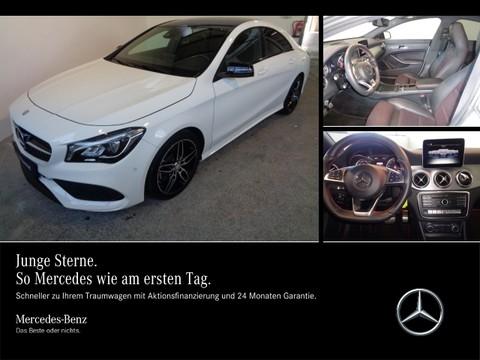 Mercedes CLA 250 AMG Nightp PanoDach