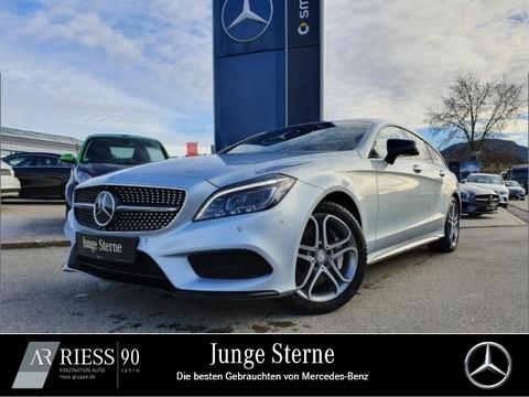 Mercedes-Benz CLS 500 SB AMG Sport Com Burmes Sitzklima