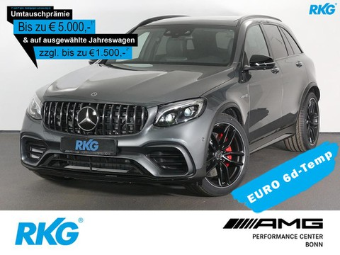 Mercedes GLC 63 AMG S Sitzklima Drivers Package