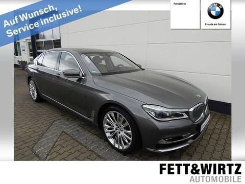 BMW 750 Li xDrive Laser Fond-Ent B&W e GSD 20